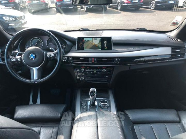 BMW X5 xDrive40dA 313ch M Sport GRIS ALU Occasion - 10