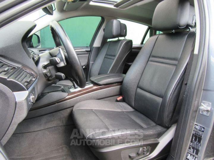 BMW X6 E71 5 PLACES XDRIVE30DA 245CH LUXE GRIS SPACEGRAU Occasion - 4