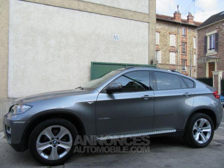 BMW X6 E71 5 PLACES XDRIVE30DA 245CH LUXE GRIS SPACEGRAU Occasion - 5