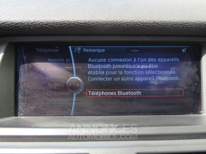 BMW X6 E71 5 PLACES XDRIVE30DA 245CH LUXE GRIS SPACEGRAU Occasion - 13