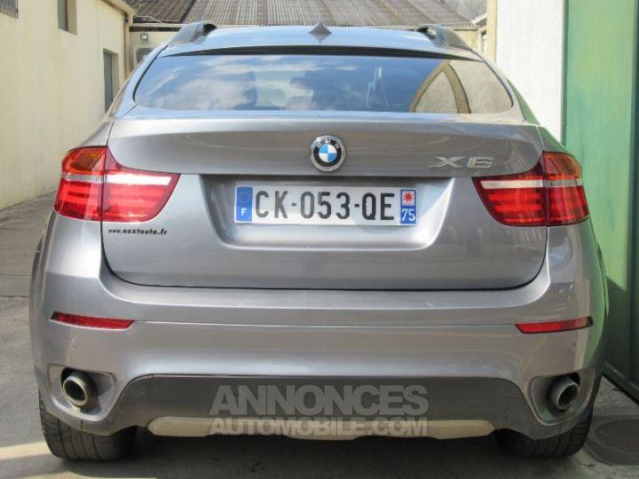 BMW X6 E71 5 PLACES XDRIVE30DA 245CH LUXE GRIS SPACEGRAU Occasion - 15