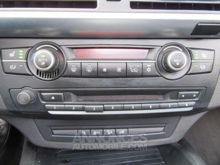 BMW X6 E71 5 PLACES XDRIVE30DA 245CH LUXE GRIS SPACEGRAU Occasion - 16