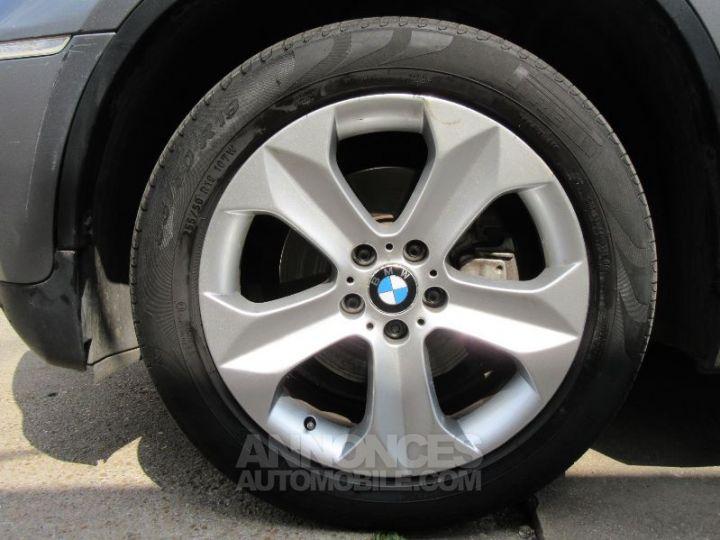 BMW X6 E71 5 PLACES XDRIVE30DA 245CH LUXE GRIS SPACEGRAU Occasion - 20