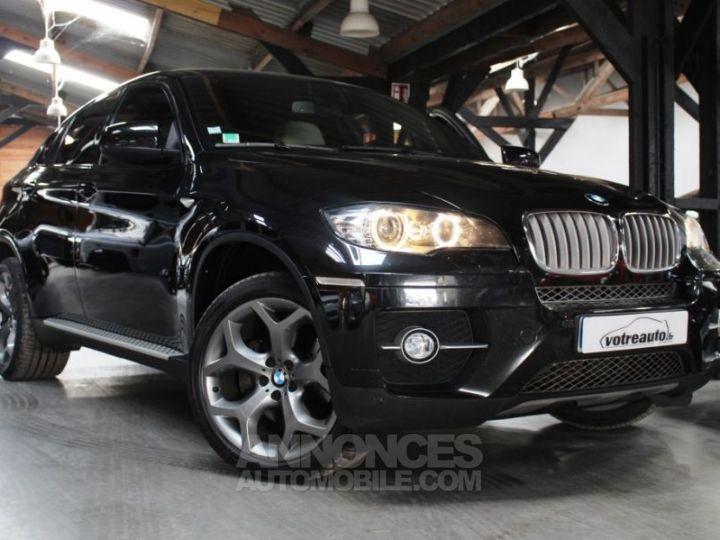 BMW X6 E71 XDRIVE35D 286 EXCLUSIVE INDIVIDUAL NOIR METAL Occasion - 1