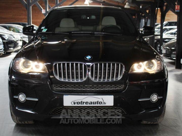 BMW X6 E71 XDRIVE35D 286 EXCLUSIVE INDIVIDUAL NOIR METAL Occasion - 4