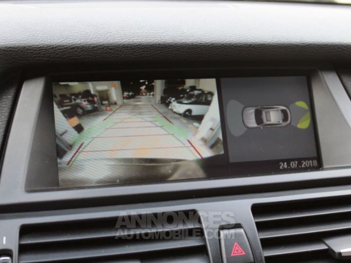 BMW X6 E71 XDRIVE35D 286 EXCLUSIVE INDIVIDUAL NOIR METAL Occasion - 9