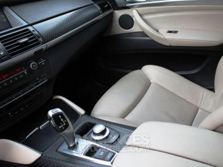 BMW X6 E71 XDRIVE35D 286 EXCLUSIVE INDIVIDUAL NOIR METAL Occasion - 10