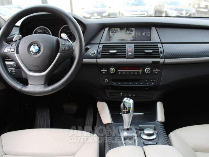 BMW X6 E71 XDRIVE35D 286 EXCLUSIVE INDIVIDUAL NOIR METAL Occasion - 14
