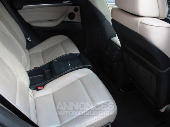 BMW X6 E71 XDRIVE35D 286 EXCLUSIVE INDIVIDUAL NOIR METAL Occasion - 15