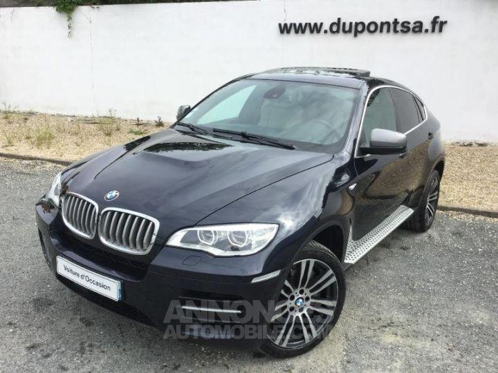 BMW X6 M50d 381ch Carbonschwarz metallic Individ Occasion - 1