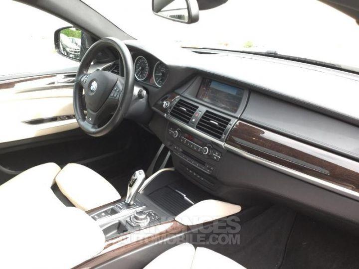 BMW X6 M50d 381ch Carbonschwarz metallic Individ Occasion - 3