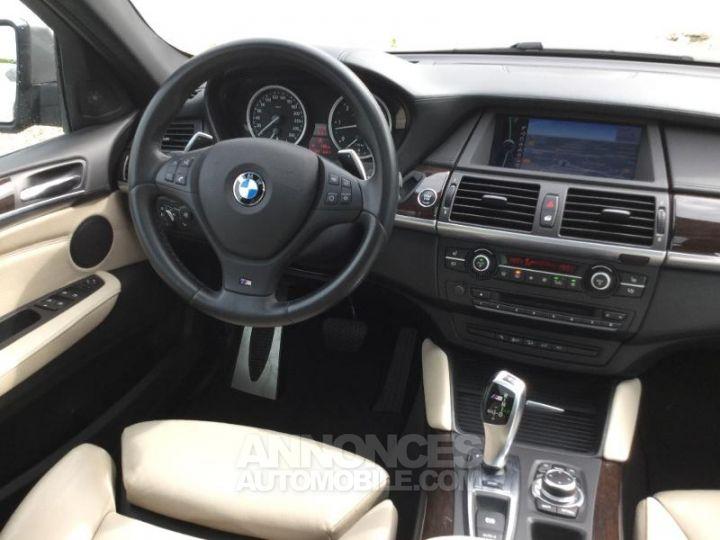 BMW X6 M50d 381ch Carbonschwarz metallic Individ Occasion - 5