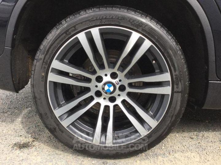 BMW X6 M50d 381ch Carbonschwarz metallic Individ Occasion - 7