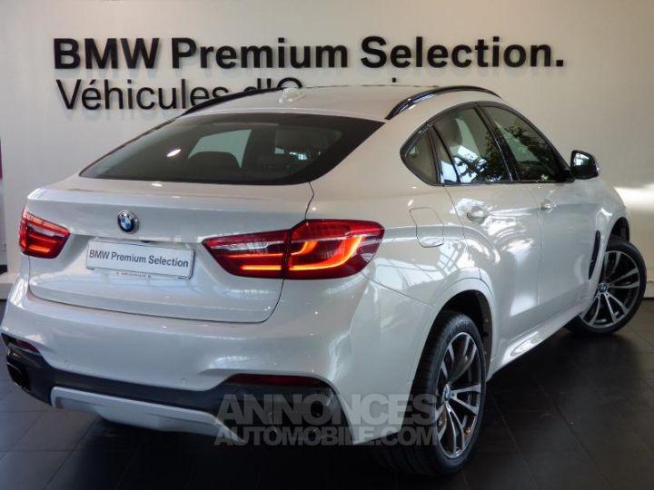 BMW X6 M50dA 381ch Mineralweiss metallise Occasion - 3