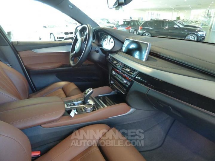 BMW X6 M50dA 381ch Mineralweiss metallise Occasion - 4
