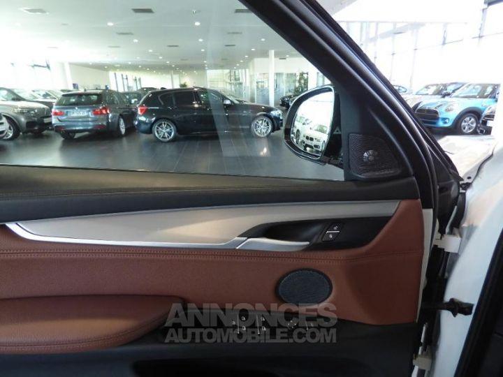 BMW X6 M50dA 381ch Mineralweiss metallise Occasion - 9