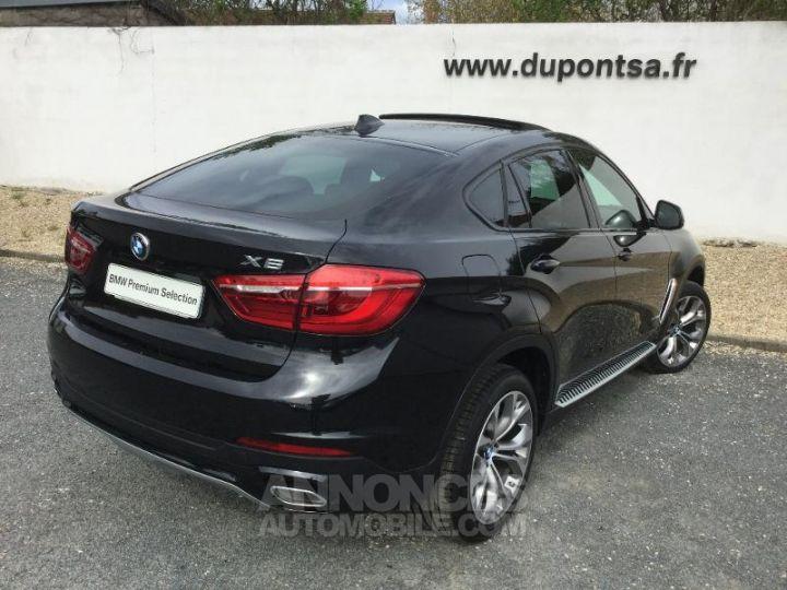 BMW X6 xDrive 30dA 258ch Edition Saphirschwarz  metallise Occasion - 2