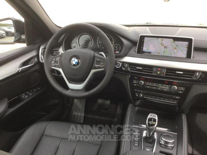 BMW X6 xDrive 30dA 258ch Edition Saphirschwarz  metallise Occasion - 5