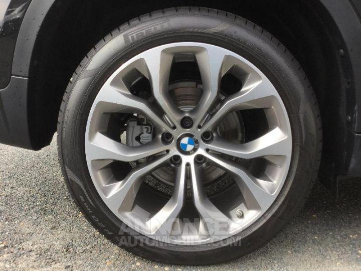 BMW X6 xDrive 30dA 258ch Edition Saphirschwarz  metallise Occasion - 7