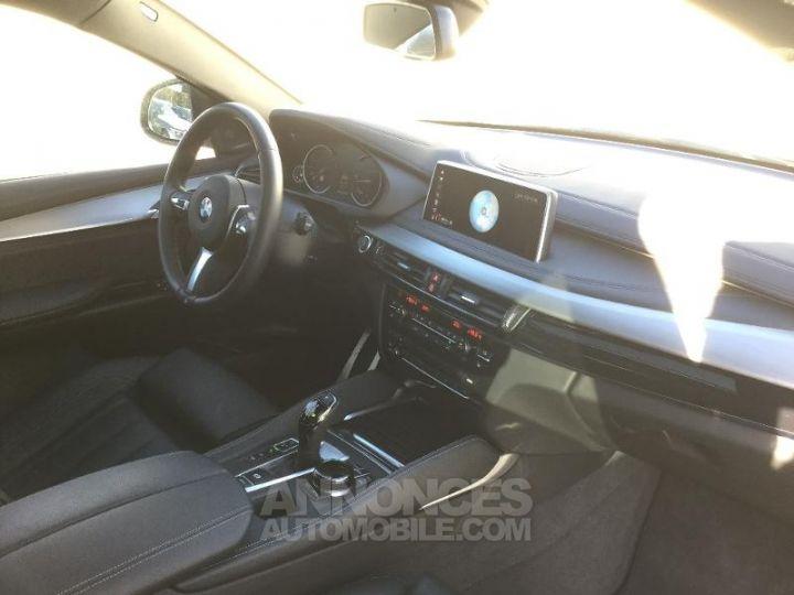 BMW X6 xDrive 30dA 258ch M Sport BLANC Occasion - 3