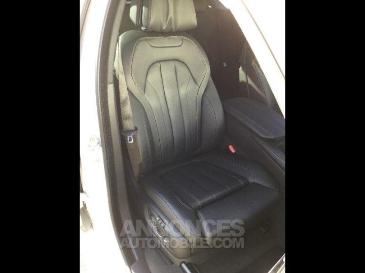 BMW X6 xDrive 30dA 258ch M Sport BLANC Occasion - 7
