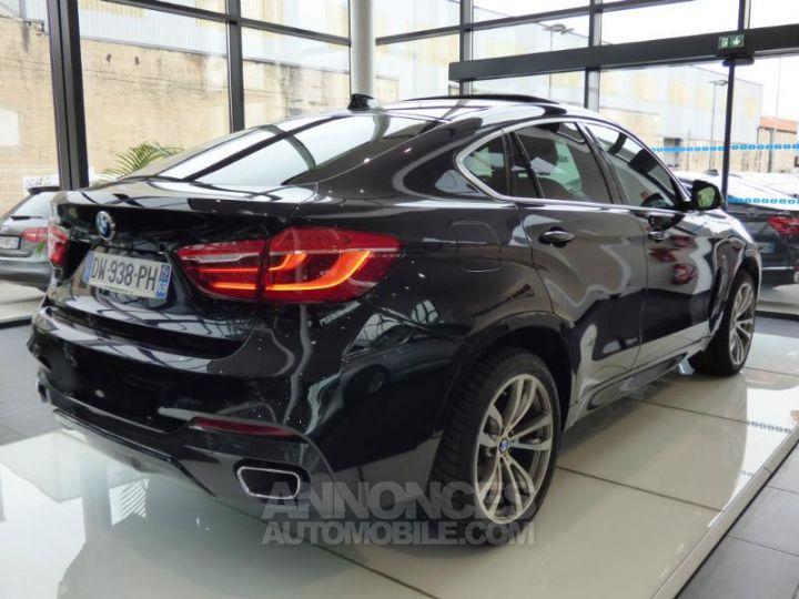BMW X6 xDrive 30dA 258ch M Sport Carbonschwarz metallise Occasion - 3