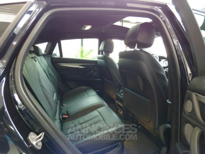 BMW X6 xDrive 30dA 258ch M Sport Carbonschwarz metallise Occasion - 10