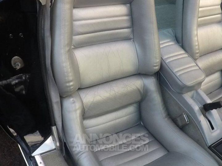 Chevrolet Corvette C3 Indy Pace Car Noir et argent Occasion - 10