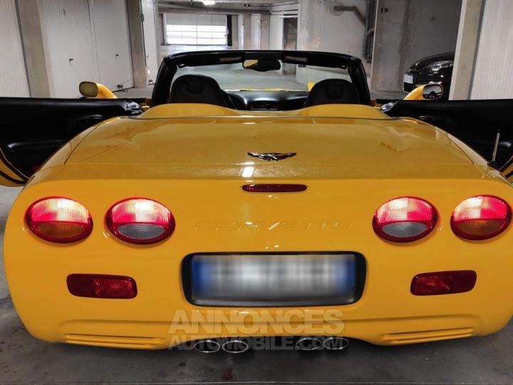 Chevrolet Corvette C5 jaune millénium Occasion - 3