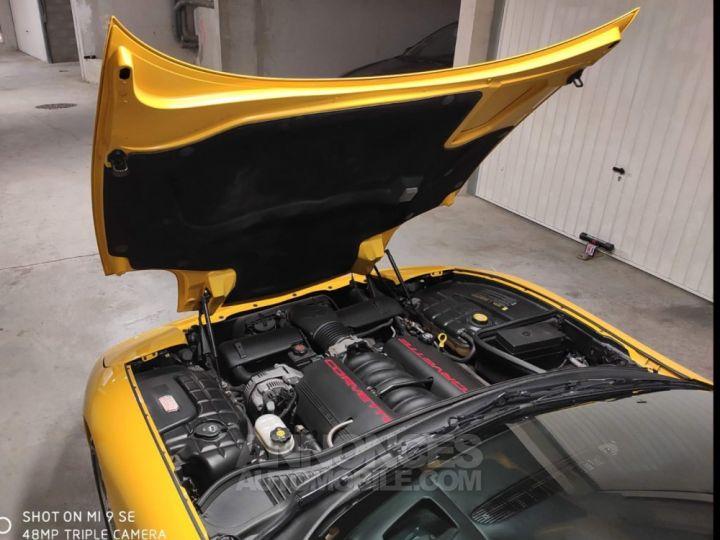 Chevrolet Corvette C5 jaune millénium Occasion - 7