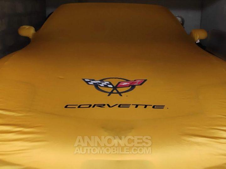 Chevrolet Corvette C5 jaune millénium Occasion - 10