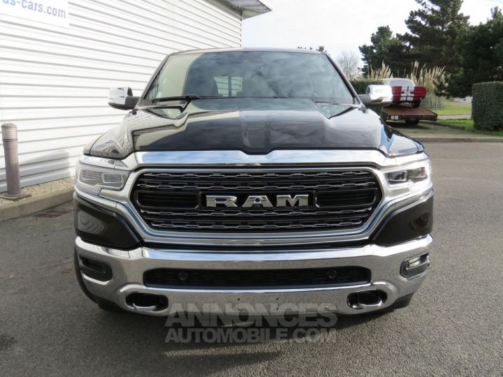 Dodge Ram 1500 Crew Cab Limited 4x4 2019 Diamond Black Neuf - 2