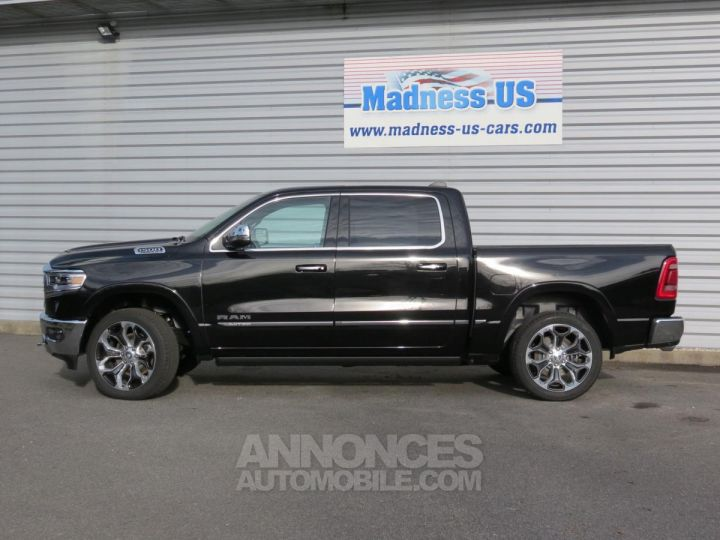 Dodge Ram 1500 Crew Cab Limited 4x4 2019 Diamond Black Neuf - 4