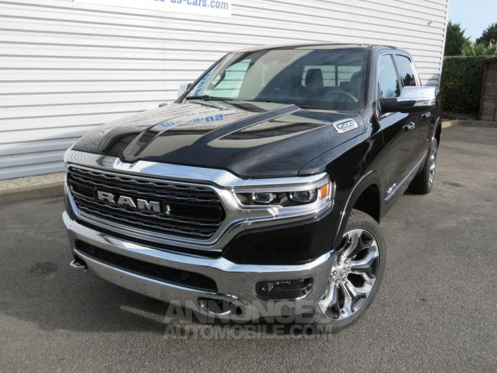 Dodge Ram 1500 Crew Cab Limited 4x4 2019 Diamond Black Neuf - 5