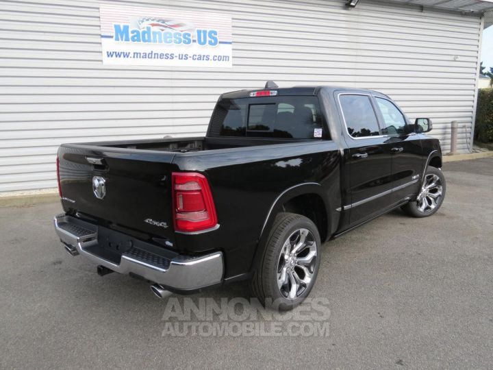 Dodge Ram 1500 Crew Cab Limited 4x4 2019 Diamond Black Neuf - 7