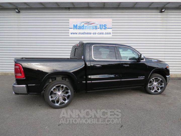 Dodge Ram 1500 Crew Cab Limited 4x4 2019 Diamond Black Neuf - 8