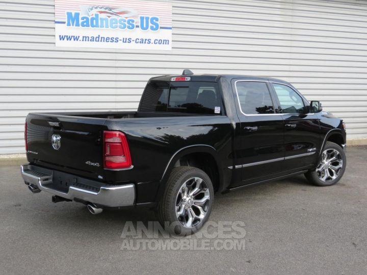 Dodge Ram 1500 Crew Cab Limited 4x4 2019 Diamond Black Neuf - 9