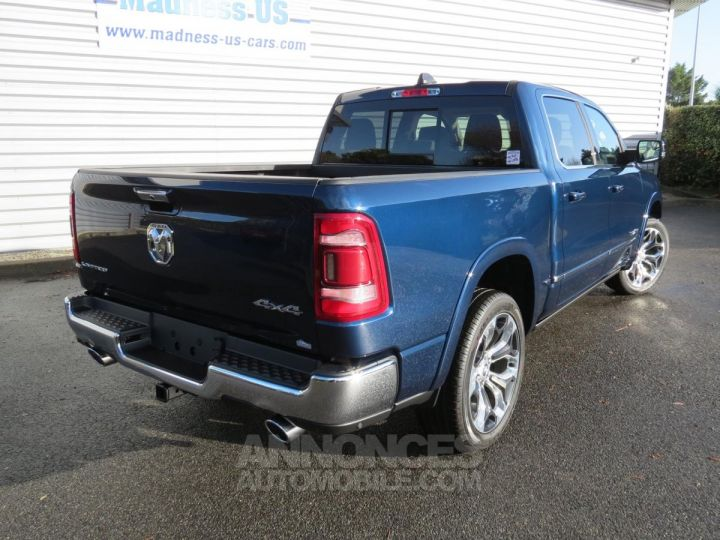 Dodge Ram 1500 Crew Cab Limited 4x4 2019 Patriot Blue Neuf - 7