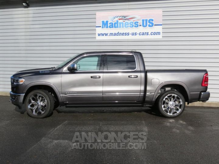 Dodge RAM Ram 1500 Crew Cab Limited 4x4 2019 Granite Crystal Occasion - 4