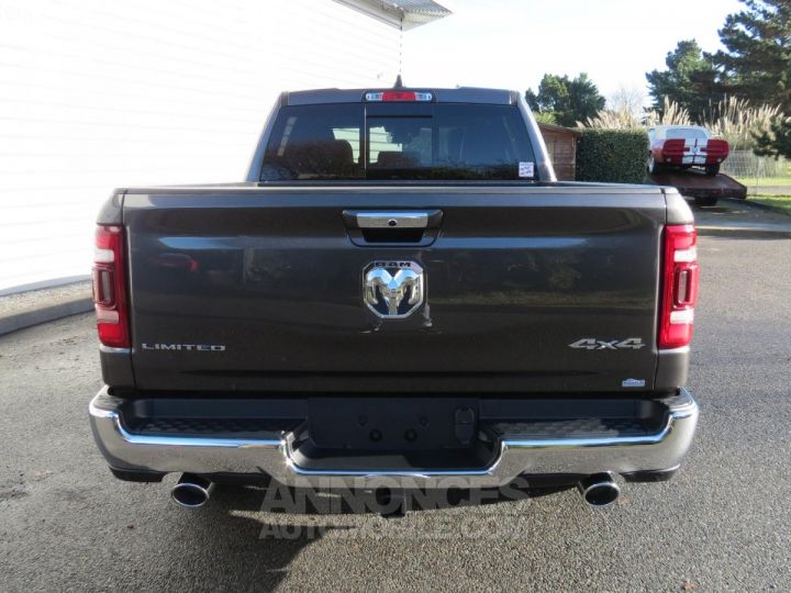 Dodge RAM Ram 1500 Crew Cab Limited 4x4 2019 Granite Crystal Occasion - 6