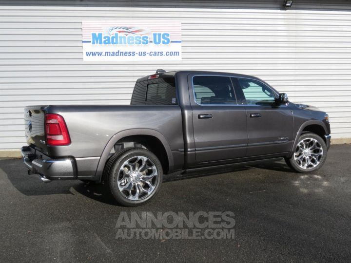 Dodge RAM Ram 1500 Crew Cab Limited 4x4 2019 Granite Crystal Occasion - 8
