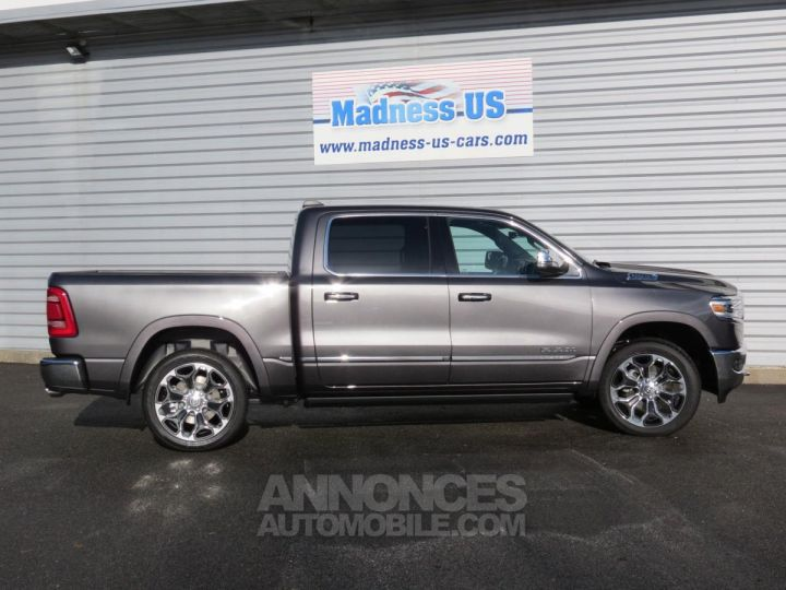 Dodge RAM Ram 1500 Crew Cab Limited 4x4 2019 Granite Crystal Occasion - 10