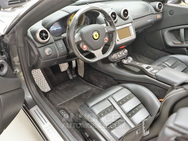 Ferrari California Calif 30 490ch GRIS SILVERSTONE Occasion - 5