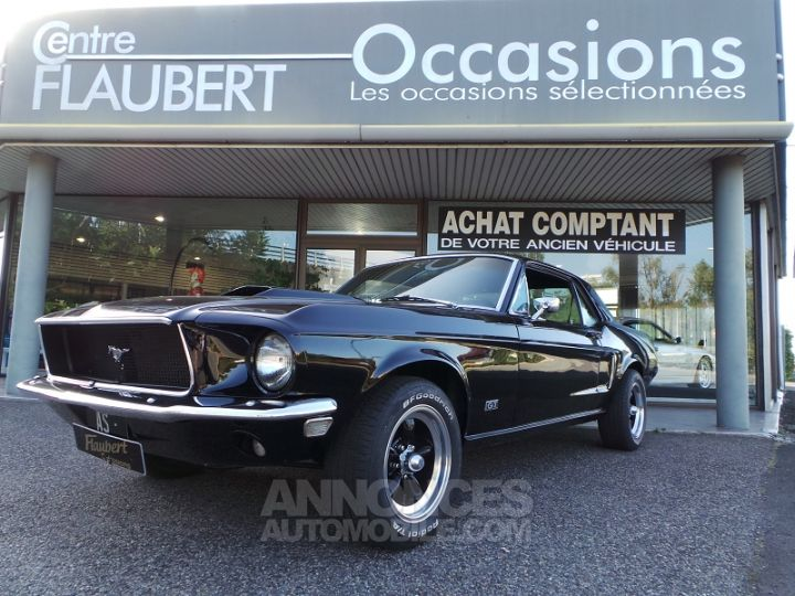 Ford Mustang COUPE GT NOIR Occasion - 1