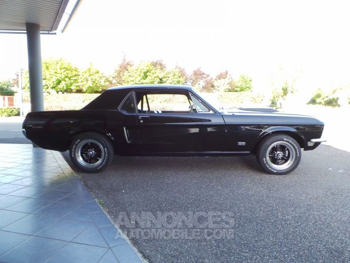 Ford Mustang COUPE GT NOIR Occasion - 4