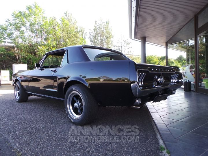 Ford Mustang COUPE GT NOIR Occasion - 7