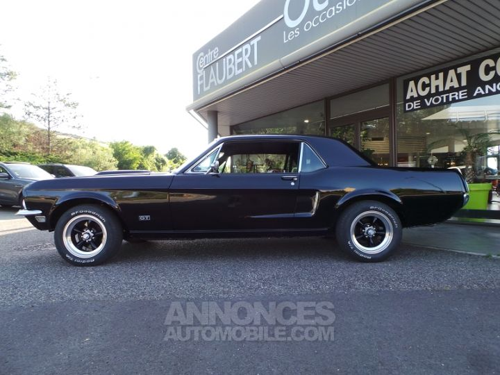 Ford Mustang COUPE GT NOIR Occasion - 8