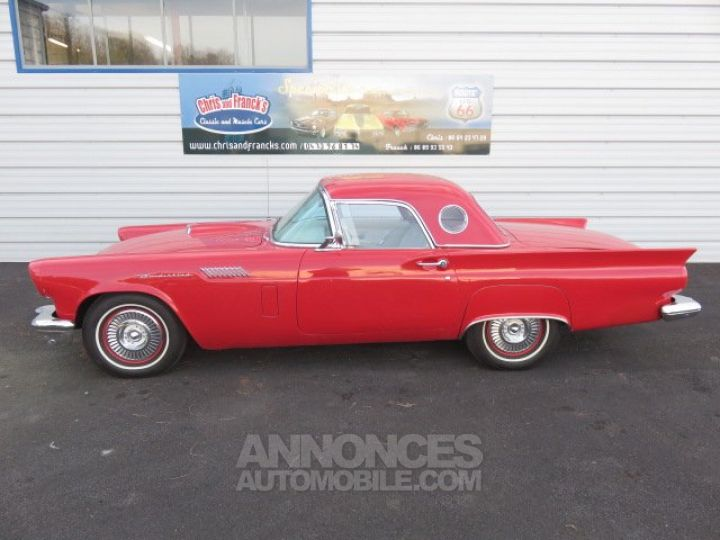 Ford Thunderbird Thunderbird Cabriolet ROUGE Occasion - 3