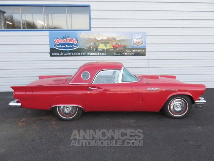 Ford Thunderbird Thunderbird Cabriolet ROUGE Occasion - 4