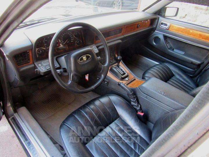 Jaguar XJ40 XJ6 GRIS FONCE Occasion - 5